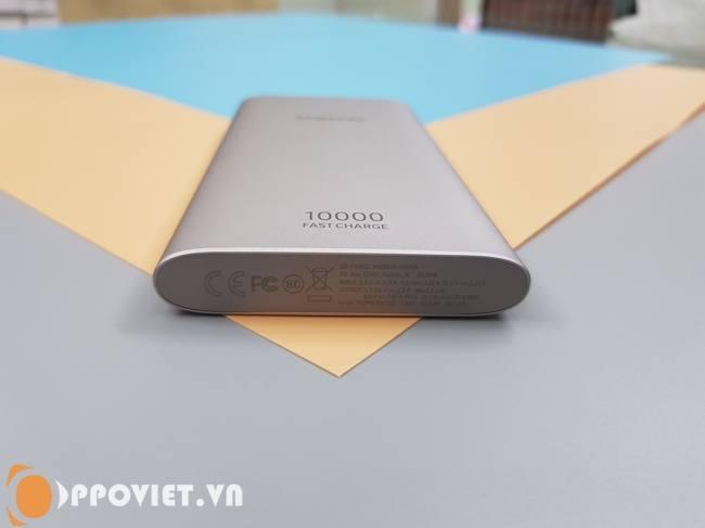 sạc pin dự phòng Samsung 10000mAh chính hãng ở đâu